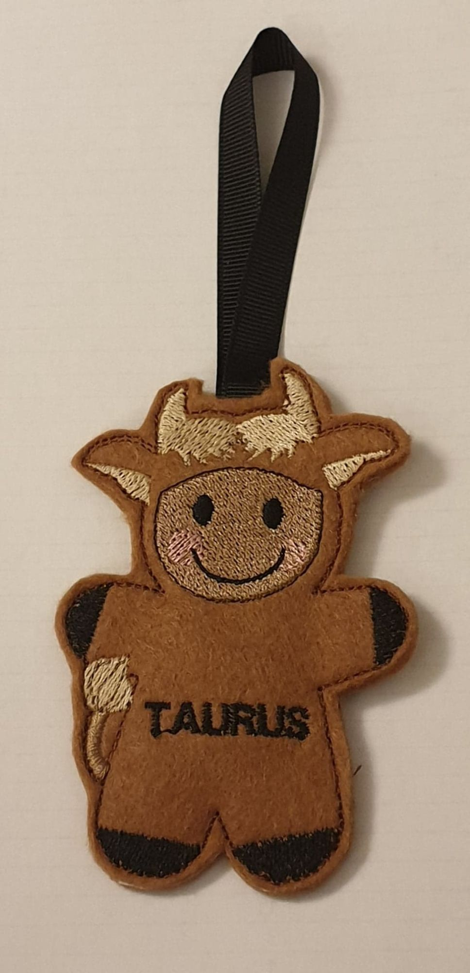 Zodiac TAURUS Gingerbread