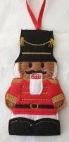 Christmas Nutcracker Gingerbread