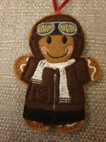 Aviator Gingerbread