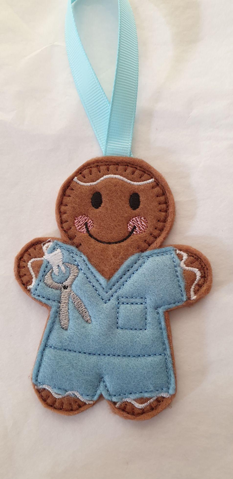 DENTIST Gingerbread