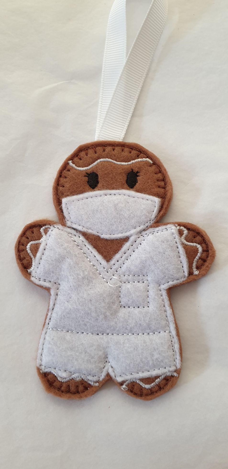 DENTAL NURSE  Gingerbread
