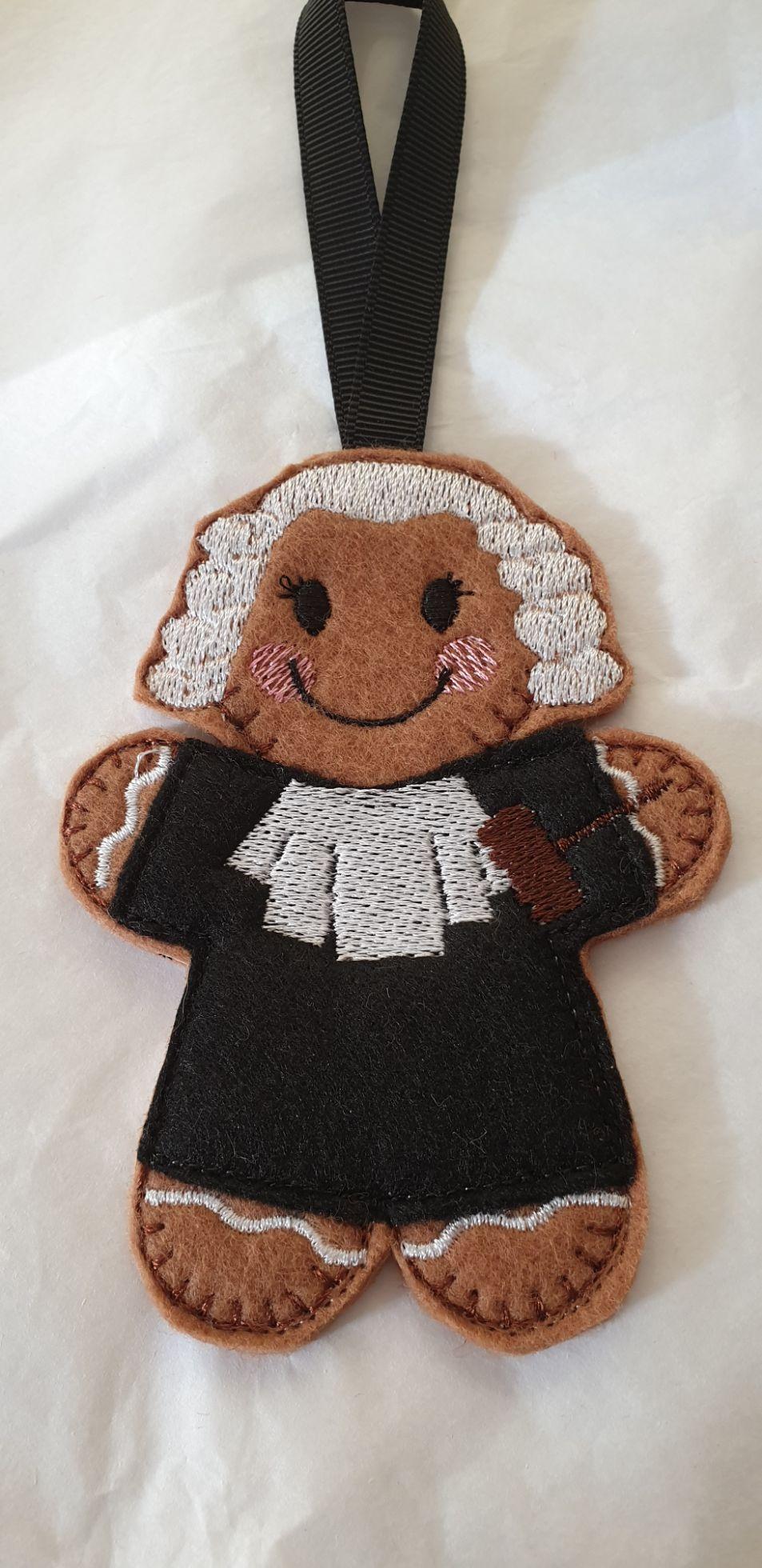 Judge Gingerbread