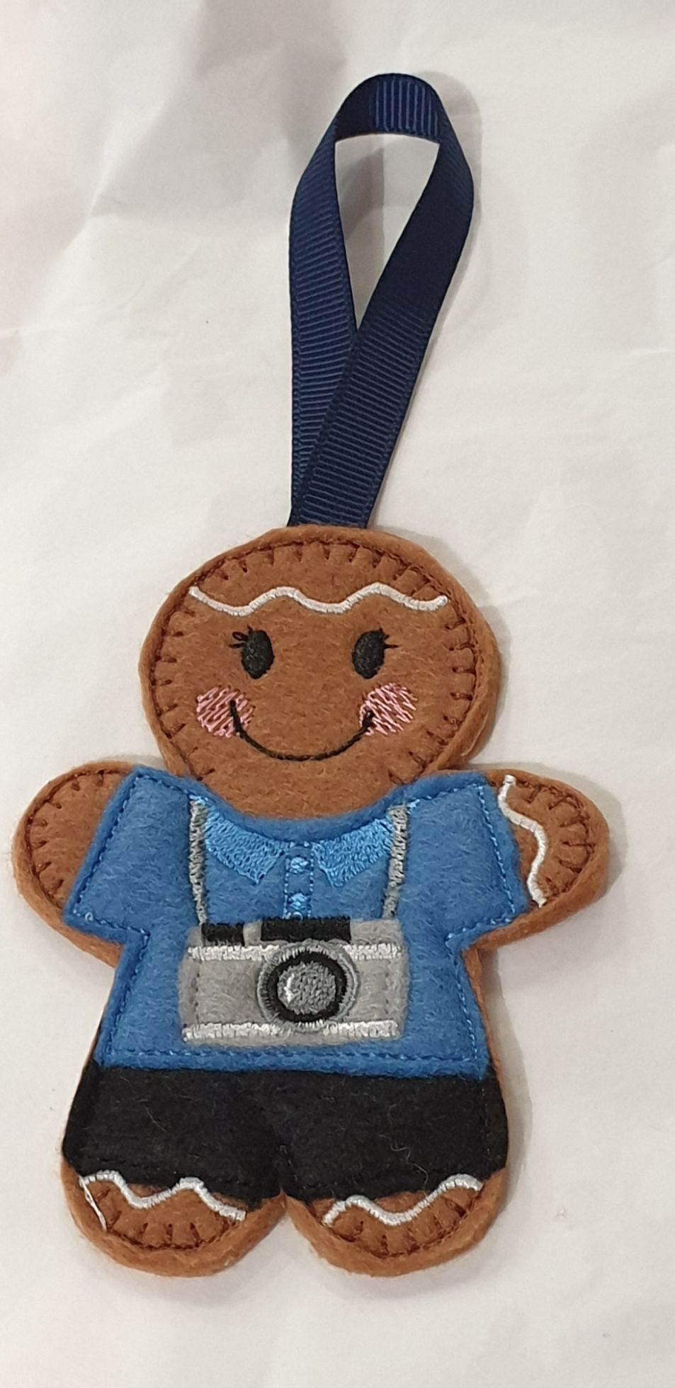 Photographer Gingerbread