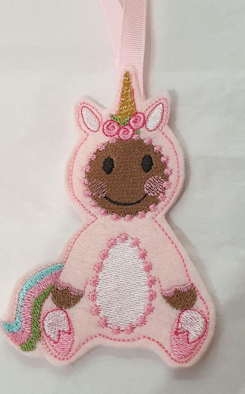 Unicorn  Gingerbread