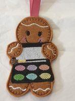 MAKE UP Gingerbread