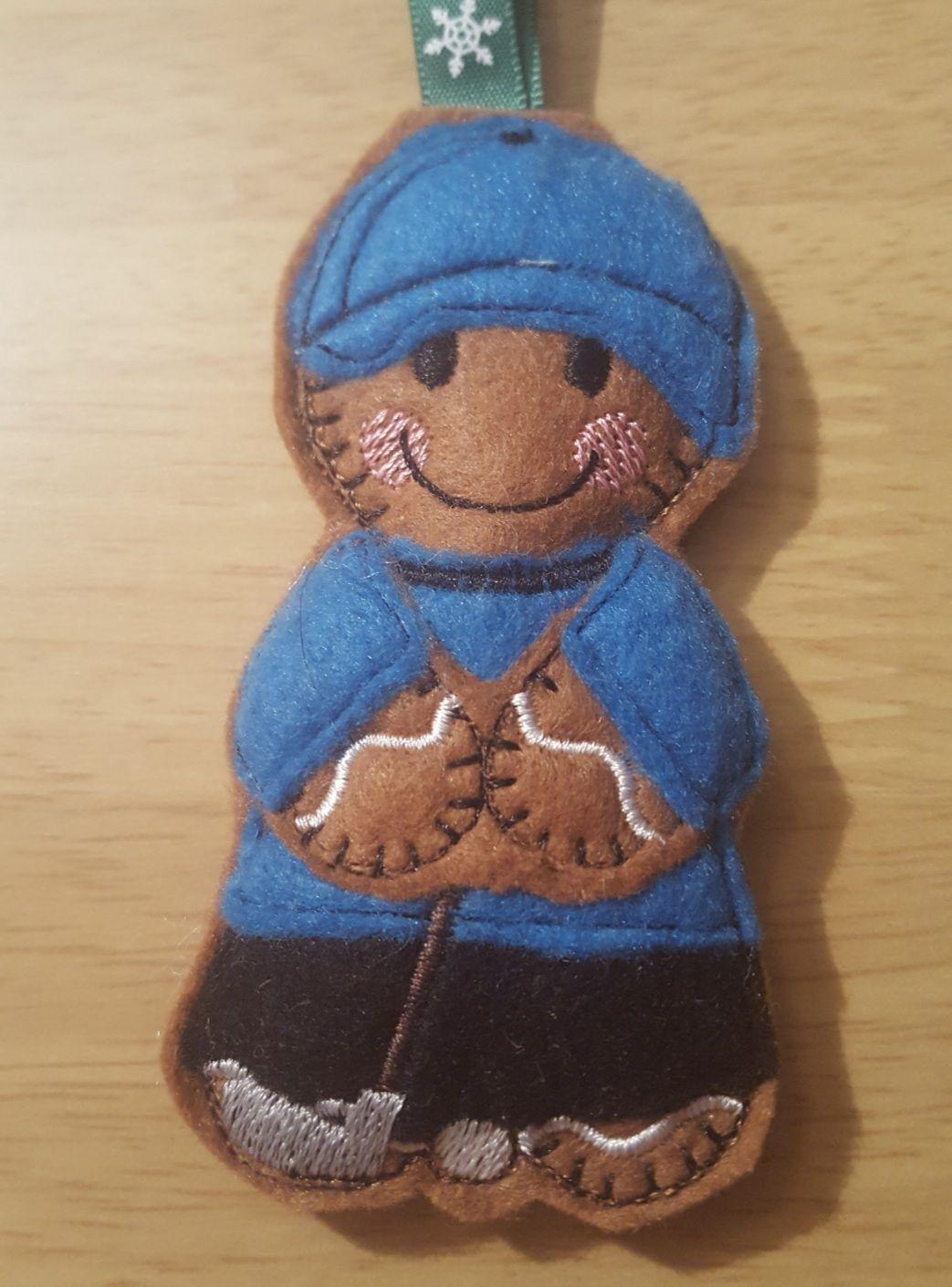 GOLF Gingerbread