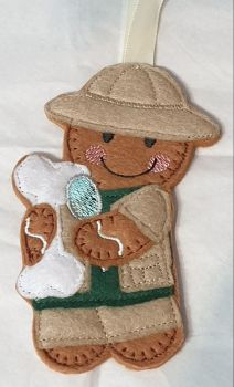 Archaeologist  Gingerbread