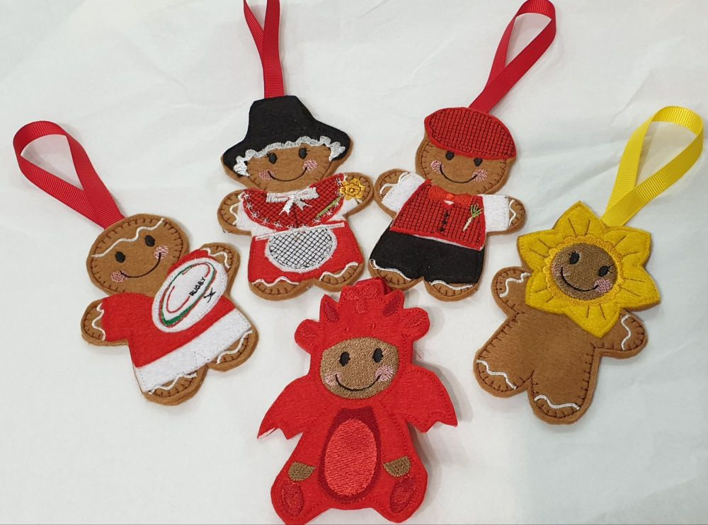 Welsh Gingerbreads