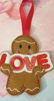 Love Gingerbread