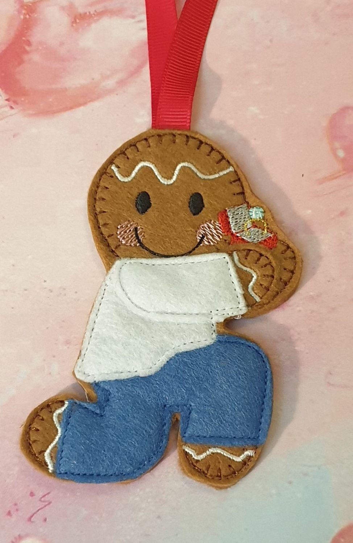Proposal Gingerbread