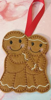 Couple in Love 2  Gingerbread
