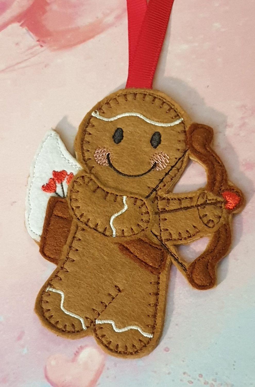 Cupid  Gingerbread