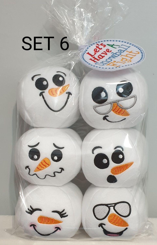 SNOWBALLS Set 6