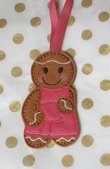 Pregnant mum to be  Gingerbread