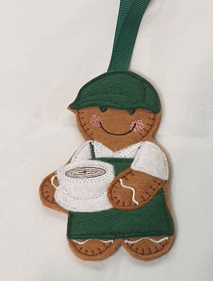 Barista  Gingerbread