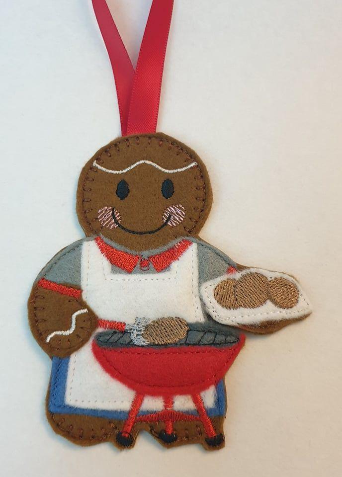 BBQ Gingerbread