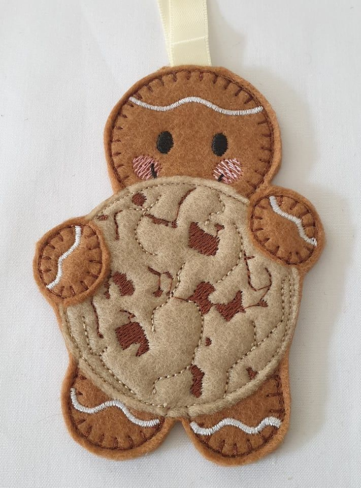 Chocolate Chip Cookie Biscuit Gingerbread