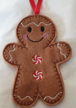 Traditional Plain Gingerbread