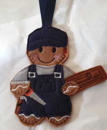 Carpenter Gingerbread
