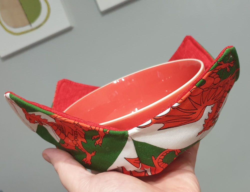 Welsh Bowl Cosies ( Cereal bowl size)