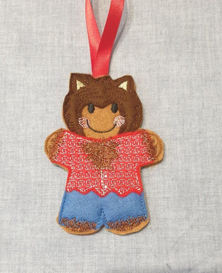 Werewolf  Gingerbread  Halloween