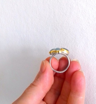 Unusual rings