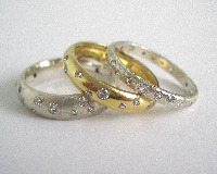 <!-- 002 --> RINGS: WEDDING AND DRESS RINGS