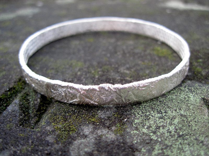 Rocky Outcrop Bangle