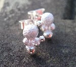 Rocks Stud Earrings