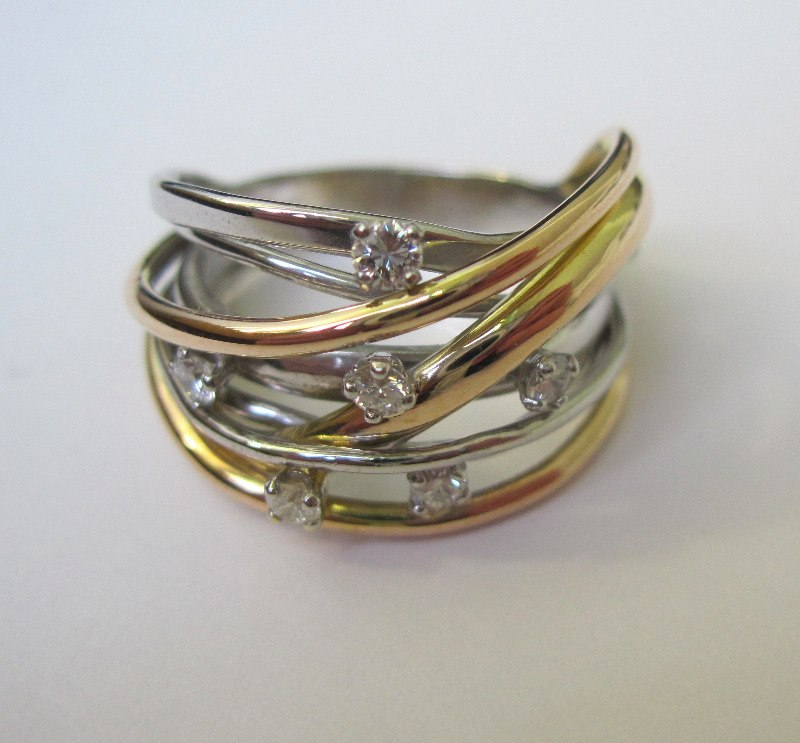 organic diamond ring edinburgh unusual engagement rings edinburgh