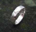 Slim Rocky Outcrop Ring