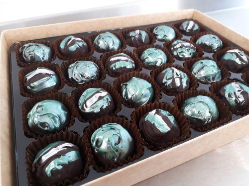 Green Faeries - Absinthe Truffles