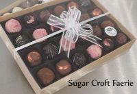 Gift Box of 24 Handmade Liqueur Truffles
