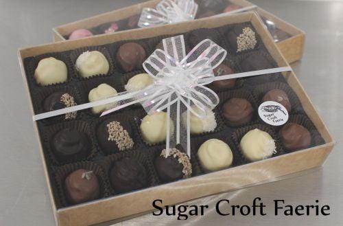 Gift Box of 24 Handmade Truffles