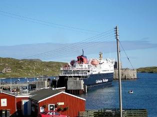 calmac ferry castlebay