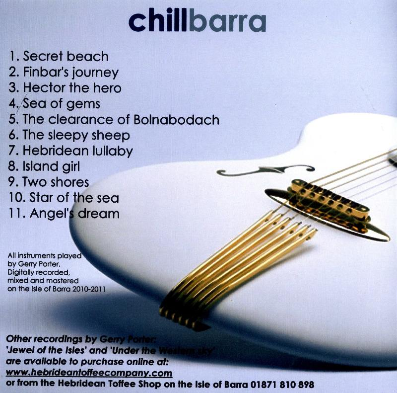 chillbarra track list
