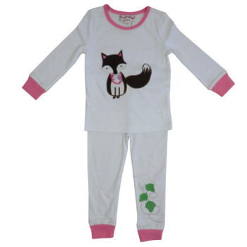Girls Fox Pyjamas Powell Craft