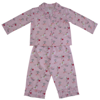 NEW - Girls Traditional Pony Pyjamas