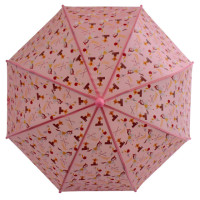 NEW - Pink Pony Umbrella
