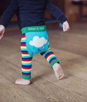 Blade and Rose Rainbow Baby leggings