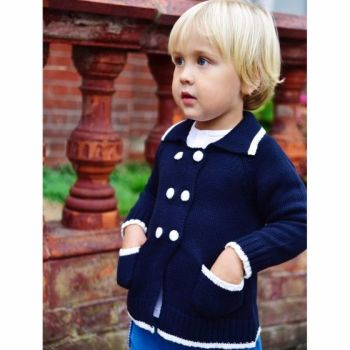 NEW 2017 - Navy Pram Coat