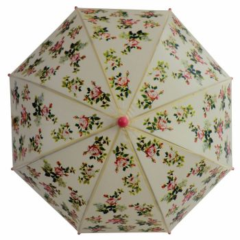 New - Rose Floral Umbrella