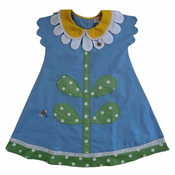 NEW - Daisy Collar Dress