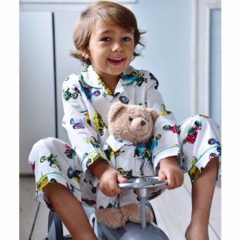 Bertie - Tractor Pyjamas