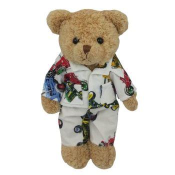 Tractor Teddy Bear - Bertie