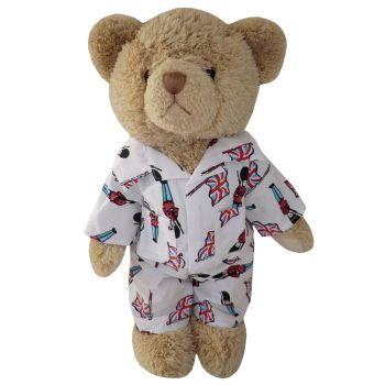 Guardsman Soldier Teddy Bear - Monty