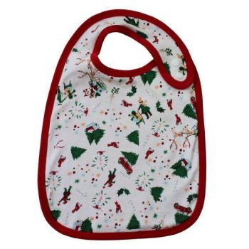Christmas Bib - Babies First Christmas