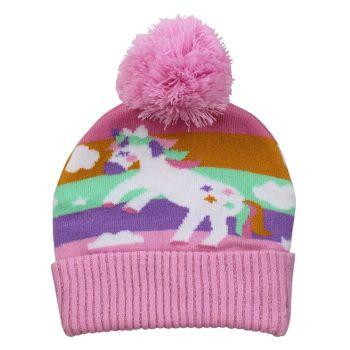 Unicorn Knitted Hat