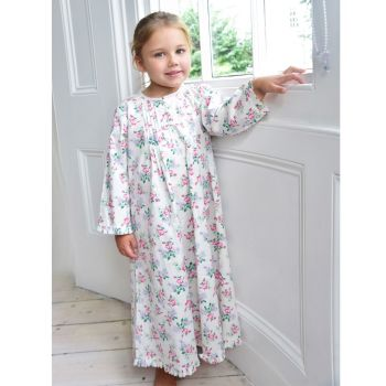 Girls Floral Nightdress - Melissa