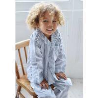 Roger Boys Blue/White Striped Pyjamas